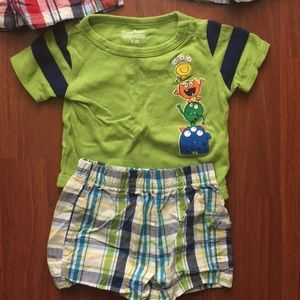 Nike Matching Sets - Baby boy summer outfits